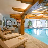 Hotel Rosatsch Indoor Pool