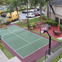 Doral Inn & Suites Miami Airport West Tennis Court