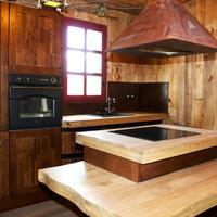 Hôtel Cap Pirate In-Room Kitchen