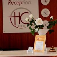 Hotel Continental Reception