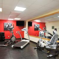 Ayres Hotel Barstow Gym