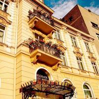 Belgrade City Hotel Hotel Front - Evening/Night