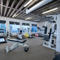Hotel Le Cantlie Suites Excercise room