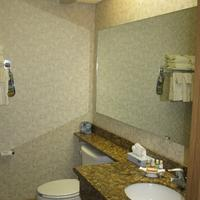 Mineral Palace Hotel & Gaming Standard Bathroom