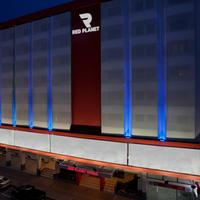 Red Planet Hat Yai Hotel Front
