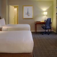 Hilton Chicago Guestroom