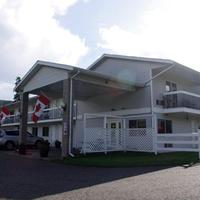 Ace Western Motel Exterior