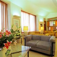 Grand Hotel Palace Lobby Sitting Area