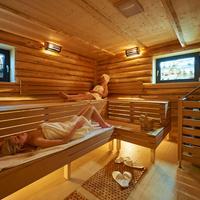 Boutique Hotel Herzhof Sauna