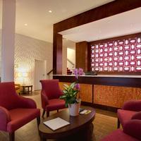 Daddy O Hotel Reception
