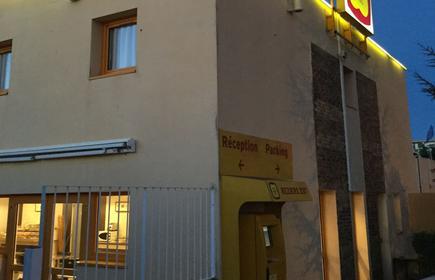 The Originals Access, Hôtel Béziers Est (P'tit Dej-Hotel)