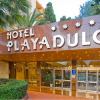 Playadulce Hotel Exterior