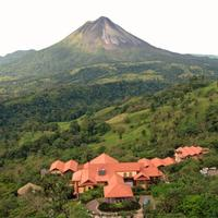 The Springs Resort and Spa at Arenal Aerial View