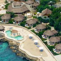 The SPA Retreat Boutique Hotel Aerial View