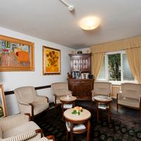 Hotel Dischma Salottino