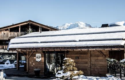 Hôtel L'Alpaga