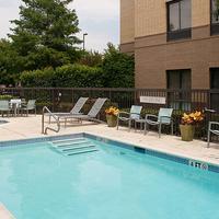 SpringHill Suites by Marriott Dallas Addison Quorum Drive Health club