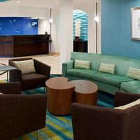 SpringHill Suites by Marriott Dallas Addison Quorum Drive Lobby