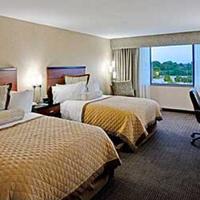Wyndham Garden Hotel Philadelphia Airport Double Room at Wyndham Garden Hotel Phila