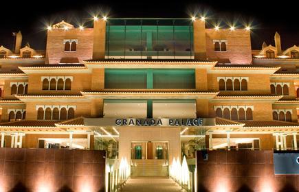 Hotel Granada Palace