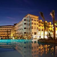 SH Villa Gadea Hotel Front - Evening/Night