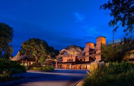 Disney's Animal Kingdom Lodge