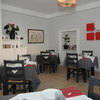 Hôtel Le Tivoli Salle des petits-déjeuners