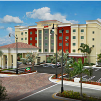 Courtyard by Marriott Miami Homestead Exterior