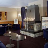 Thermalhotels Leukerbad Hotel Lounge