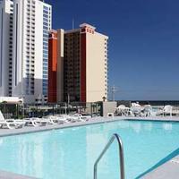 Beachside Resort Hotel Rooftop Pool