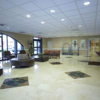 Clarion Inn & Suites Miami Airport Interior Entrance