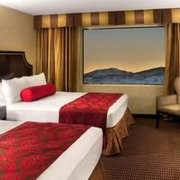 Silver Legacy Resort Casino Guest room
