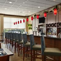 Hilton Garden Inn Chicago OHare Airport Hotel Lounge