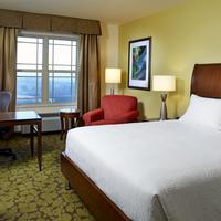 Hilton Garden Inn Roanoke Guest room