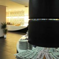 Holiday Inn Genoa City Sala lettura