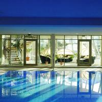 Upstalsboom Hotel Ostseestrand Pool im Baltic Spa
