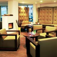 Upstalsboom Hotel Ostseestrand Lounge im Baltic Spa