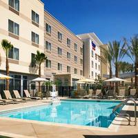 Fairfield Inn and Suites by Marriott Tustin Orange County Fitness Facility
