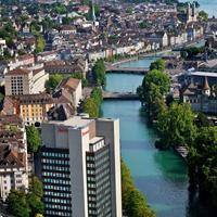 Zurich Marriott Hotel Exterior