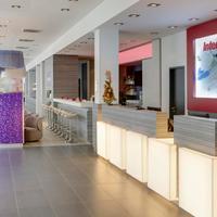 InterCityHotel Ingolstadt IntercityHotel Ingolstadt, Germany - Reception