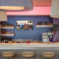 InterCityHotel Ingolstadt Bar/Lounge