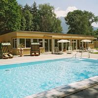 Schloss Ragaz Outdoor Pool