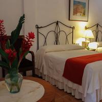 El Mesón del Marqués Guest room