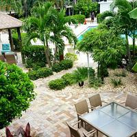 Dolphin Key Resort - Cape Coral Porch