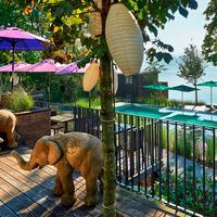 Seerose Resort & Spa Exterior detail