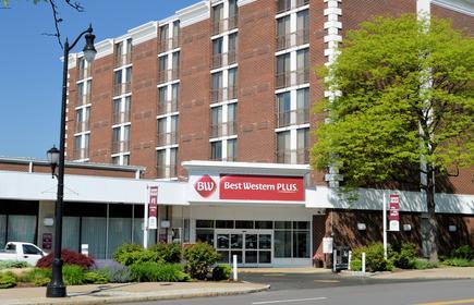 Best Western Plus Wilkes Barre Center City
