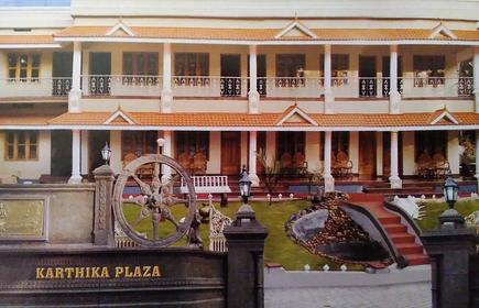 Karthika Plaza Resort