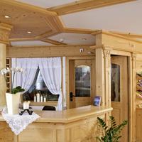 Hotel Edenlehen Reception