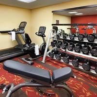 Courtyard by Marriott Los Angeles Pasadena Old Town Health club