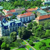 Radisson Blu Hotel, Halle-Merseburg Property Grounds